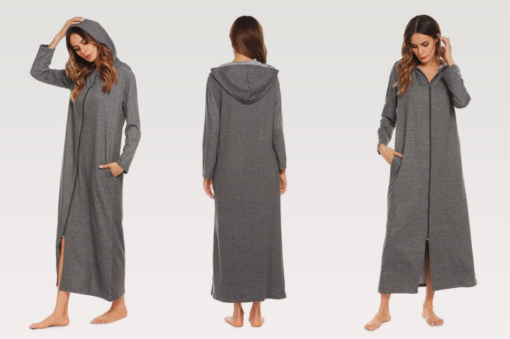 sleep hoodie for cold people