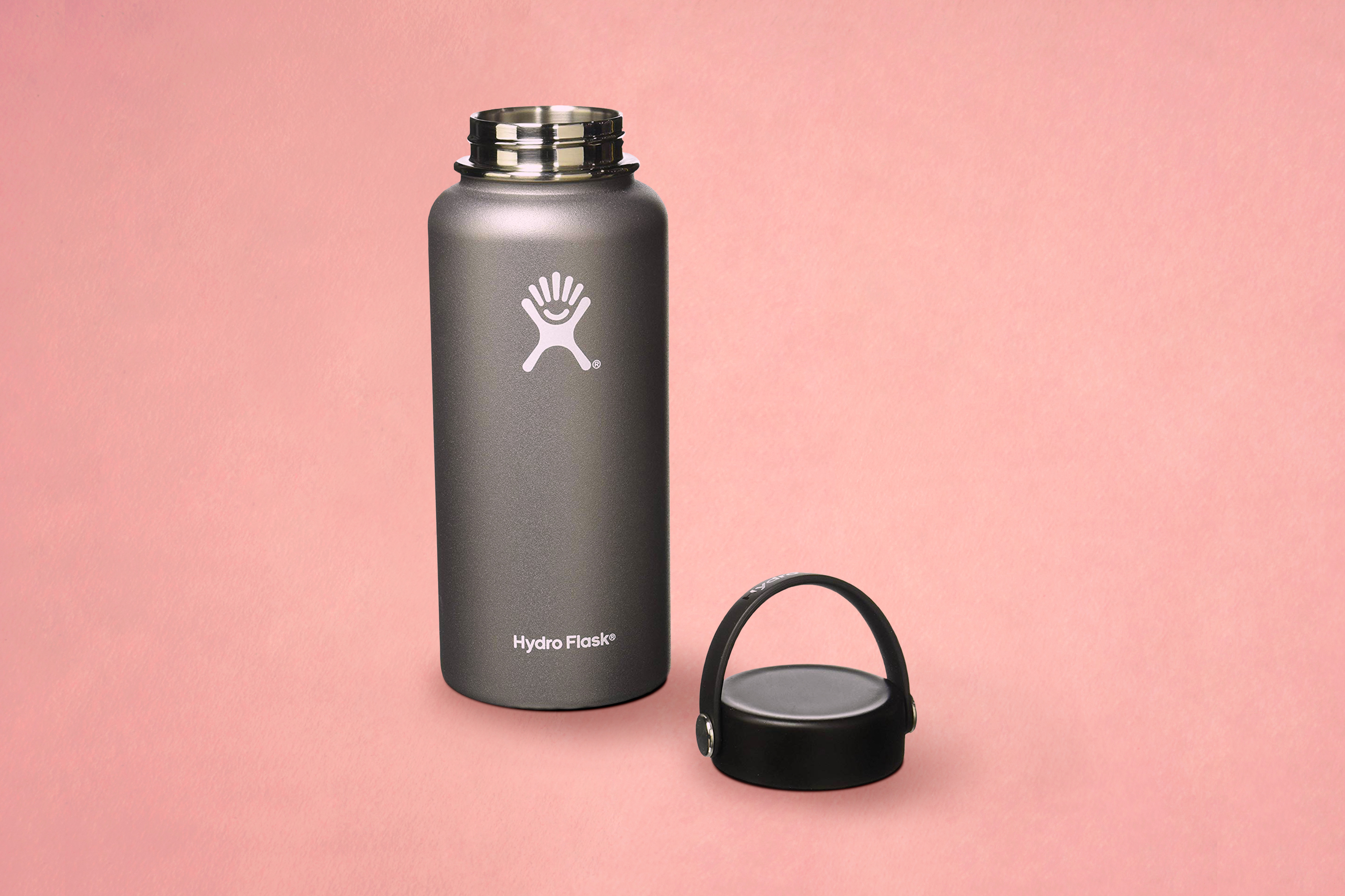 Hydroflask's aren't a mug, but they work like one