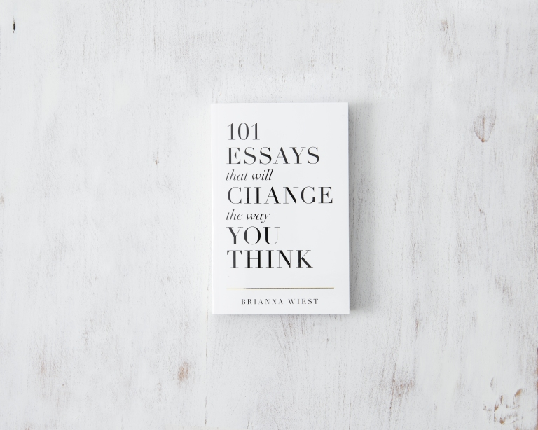 101 essays that will change the way you think free